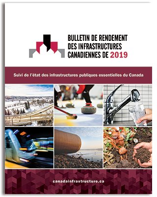 Bulletin de rendement des infrastructures canadiennes PDF